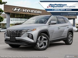 New 2022 Hyundai Tucson Hybrid Ultimate for sale in North Vancouver, BC