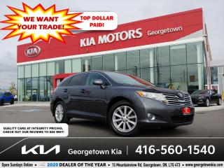 Used 2011 Toyota Venza PWR GROUP | BLUETOOTH | CRUISE | TINT | ALLOYS for sale in Georgetown, ON
