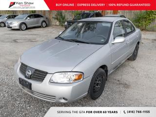 Used 2006 Nissan Sentra for sale in Toronto, ON