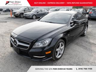 Used 2012 Mercedes-Benz CLS-Class 4MATIC® for sale in Toronto, ON