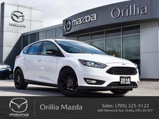 Used 2018 Ford Focus SEL for sale in Orillia, ON