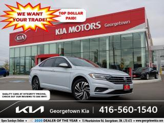 Used 2019 Volkswagen Jetta Execline | SUNROOF | NAV| HTD SEATS | BU CAM | 66K for sale in Georgetown, ON