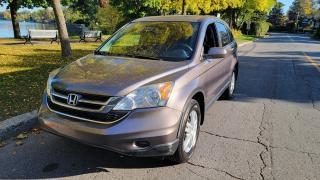 Used 2011 Honda CR-V EX for sale in Roxboro, QC