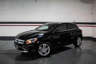 Used 2016 Mercedes-Benz GLA GLA250 4MATIC I NO ACCIDENTS I LEATHER I NAVIGATION I CAM for sale in Mississauga, ON