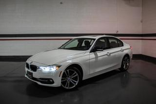 Used 2017 BMW 3 Series 320I XDRIVE I NO ACCIDENTS I NAVIGATION I SUNROOF I LEATHER for sale in Mississauga, ON