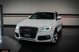 Used 2016 Audi Q5 QUATTRO KOMFORT I NO ACCIDENTS I LEATHER I PUSH START for sale in Mississauga, ON