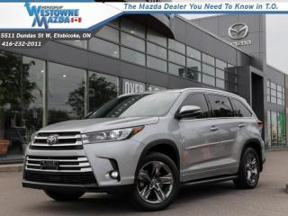 Used 2019 Toyota Highlander Limited AWD  - Navigation for sale in Toronto, ON