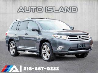 Used 2013 Toyota Highlander 4WD 4dr Limited for sale in North York, ON