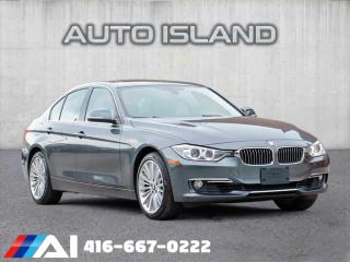 Used 2014 BMW 3 Series 4dr Sdn 328i xDrive AWD for sale in North York, ON