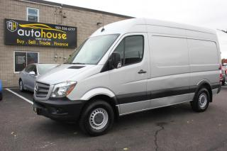 Used 2016 Mercedes-Benz Sprinter 2500 HIGH ROOF/ BACK UP CAMERA/ LOW MILAGE/ 1 OWNER/ 3 PASS for sale in Newmarket, ON