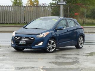Used 2013 Hyundai Elantra GT SE,BACK-CAMERA,LEATHER,FULLY LOADED,CERTIFIED,NO-ACCIDENTS for sale in Mississauga, ON