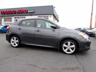 Used 2009 Toyota Matrix XR Automatic Bluetooth No Accident Certified for sale in Milton, ON