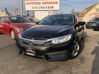 Used 2016 Honda Civic LX Navigation/Camera/Bluetooth for sale in Mississauga, ON