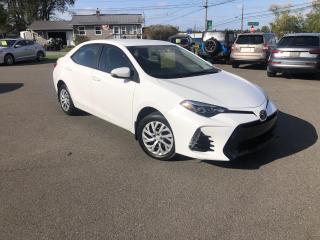 Used 2018 Toyota Corolla SE CVT for sale in Truro, NS