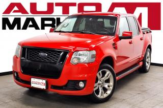 Used 2010 Ford Explorer Sport Trac Adrenalin Certified!AWD!Leather!WeApproveAllCredit! for sale in Guelph, ON