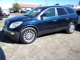 Used 2011 Buick Enclave CX AWD for sale in Leamington, ON