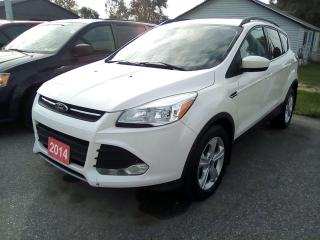 Used 2014 Ford Escape SE 4WD for sale in Leamington, ON