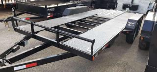 Used 2022 TRIUMPH TRAILERS 7X16TA POWDER COATED STEEL CAR HAULER for sale in Kitchener, ON