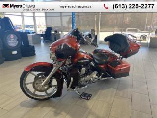 Used 2012 Harley-Davidson Street Glide CVO  FULLY CUSTOM STREET GLIDE CVO for sale in Ottawa, ON