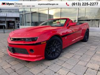 Used 2015 Chevrolet Camaro LT  RS , V6, AUTO, BOSTON ACOUSTICS SOUND, HEADS UP DISPLAY for sale in Ottawa, ON
