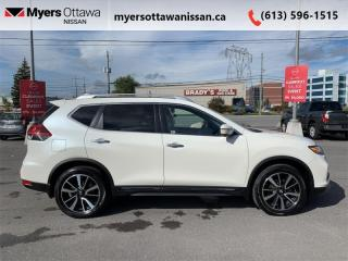 Used 2018 Nissan Rogue AWD SL  - Navigation -  Leather Seats for sale in Ottawa, ON