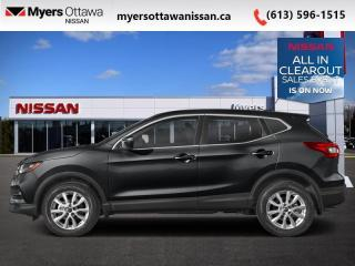 New 2021 Nissan Qashqai SV AWD  - Sunroof for sale in Ottawa, ON