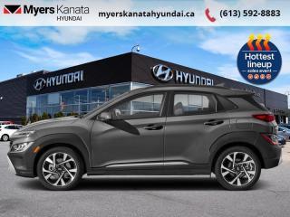New 2022 Hyundai KONA 2.0L Preferred AWD w/Sun & Leather Package  - $221 B/W for sale in Kanata, ON