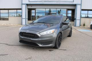 Used 2017 Ford Focus SE Hatch for sale in Calgary, AB