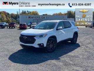 New 2021 Chevrolet Traverse LT Cloth  - Leather Seats for sale in Orleans, ON