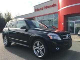 Used 2011 Mercedes-Benz GLK-Class GLK 350 for sale in Courtenay, BC