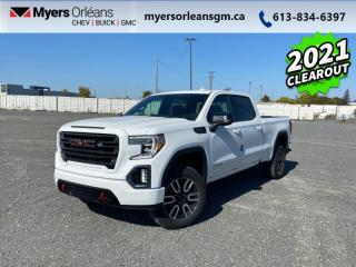 New 2021 GMC Sierra 1500 AT4  - SIriusXM for sale in Orleans, ON