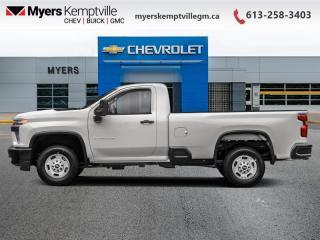 New 2022 Chevrolet Silverado 2500 HD LT for sale in Kemptville, ON