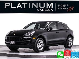 Used 2016 Porsche Macan S, 340HP, AWD, SPORT CHRONO, NAV, PANO, CAM for sale in Toronto, ON