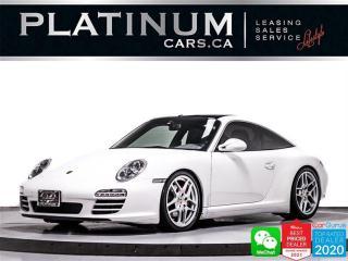 Used 2012 Porsche 911 Targa 4S, CARBON PKG, NAV, CHRONO PKG, PDK for sale in Toronto, ON