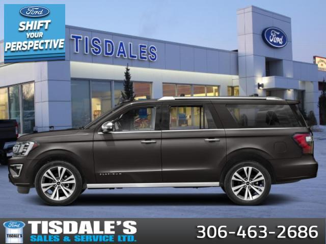 2021 Ford Expedition Platinum Max  - Leather Seats