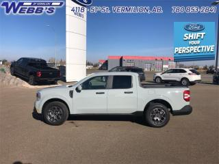 New 2022 Ford MAVERICK XLT for sale in Vermilion, AB