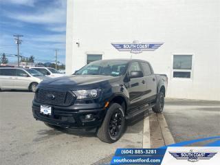 New 2021 Ford Ranger XLT  - Navigation -  Sync 3 -  SiriusXM - $310 B/W for sale in Sechelt, BC