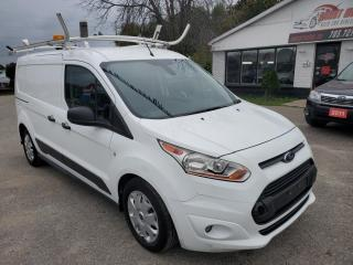 Used 2017 Ford Transit Connect Cargo XLT for sale in Barrie, ON