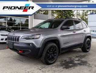 Used 2019 Jeep Cherokee Trailhawk for sale in Maple Ridge, BC