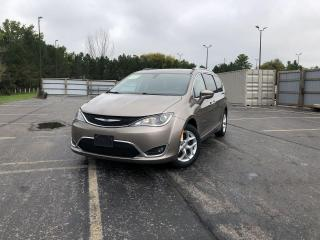 Used 2018 Chrysler Pacifica Touring-L Plus for sale in Cayuga, ON