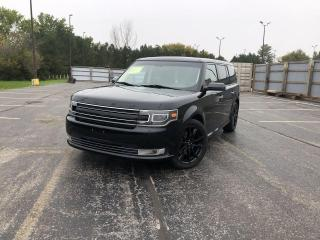 Used 2018 Ford Flex Limited AWD for sale in Cayuga, ON