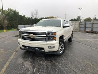Used 2015 Chevrolet Silverado 1500 HIGH COUNTRY CREW 4WD for sale in Cayuga, ON