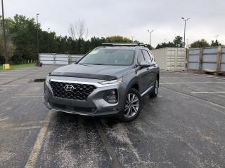 Used 2019 Hyundai Santa Fe PREFERRED HTRAC AWD for sale in Cayuga, ON