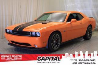 Used 2014 Dodge Challenger SRT8*LEATHER*SUNROOF* for sale in Regina, SK