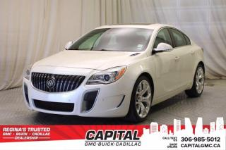 Used 2015 Buick Regal GS*LEATHER*SUNROOF*NAV* for sale in Regina, SK