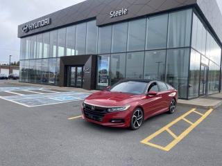 Used 2018 Honda Accord Sedan Sport for sale in Grand Falls-Windsor, NL