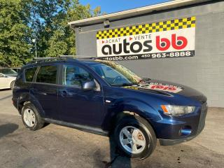 Used 2010 Mitsubishi Outlander for sale in Laval, QC