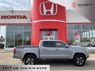 New 2019 Toyota Tacoma TRD Off Road for sale in Moose Jaw, SK