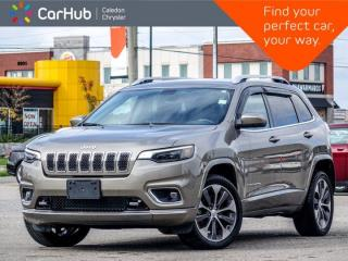 Used 2020 Jeep Cherokee Overland 4x4 Navigation Blind Spot Remote Start Leather Heated Seats Ventilated Front Seats 19