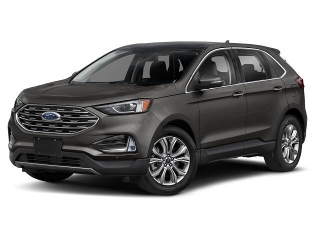 2021 Ford Edge 21 EDGE GREY TITANIUM